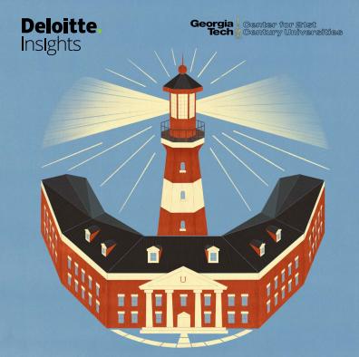 5 modelos alternativos de Universidad, según Deloitte
