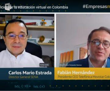 ¿Cómo avanza la educación digital en Colombia? Una conversación entre dos líderes del sector